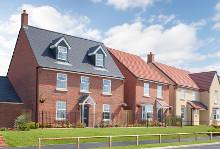 David Wilson Homes, St Mary's Gate