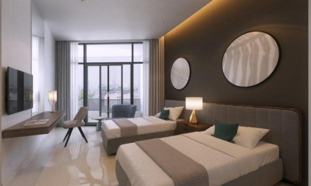 Flat for sale in DAMAC Maison Prive...