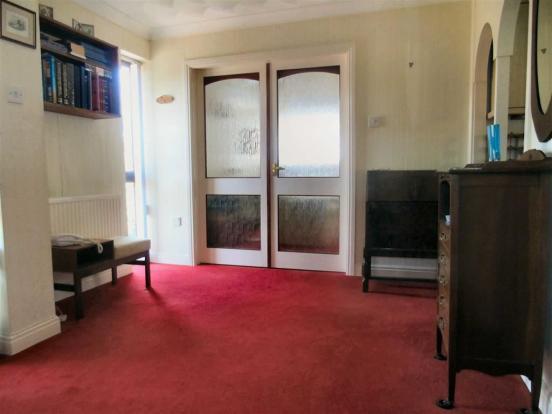 Hallway/Diner