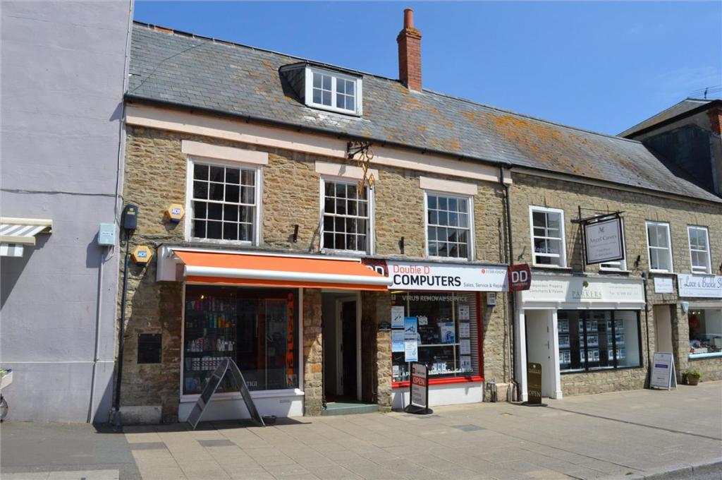 Commercial Property To Let In Bridport Dorset