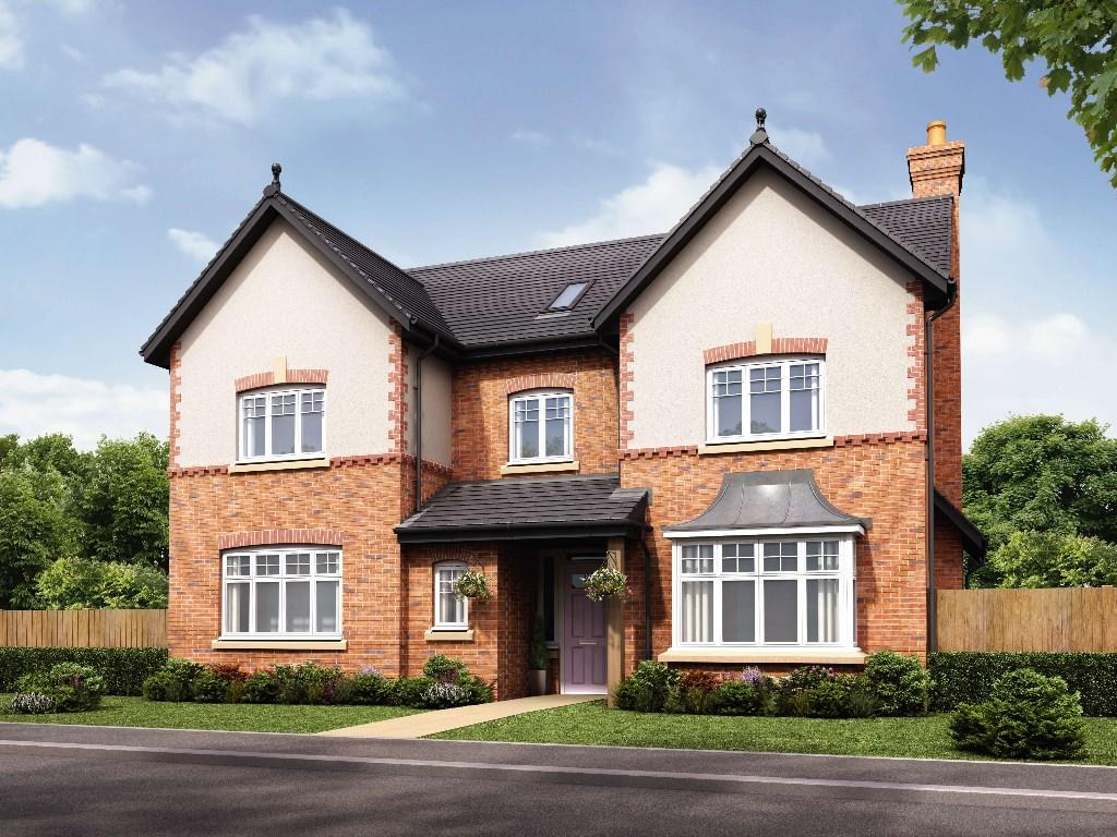 5 bedroom detached house for sale in adlington road