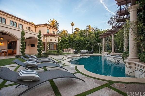 6 Bedroom House For Sale In California Los Angeles County Beverly Hills Usa