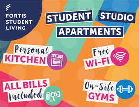 Get brand editions for Fortis Student Living, Central House
