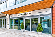 Martin & Co, Battersea Reach