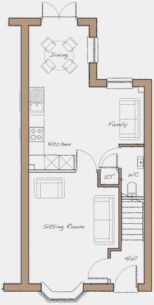 Calsot Ground Floor