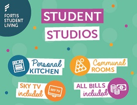 Get brand editions for Fortis Student Living, Burgess House