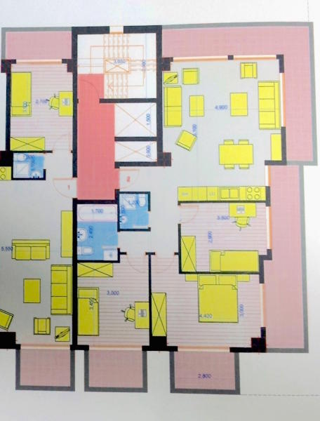 Floor Plan - 8th D2