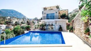 5 bed Villa for sale in Turkey - Antalya, Kas...