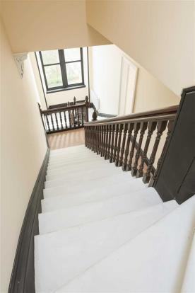 Staircase To Third