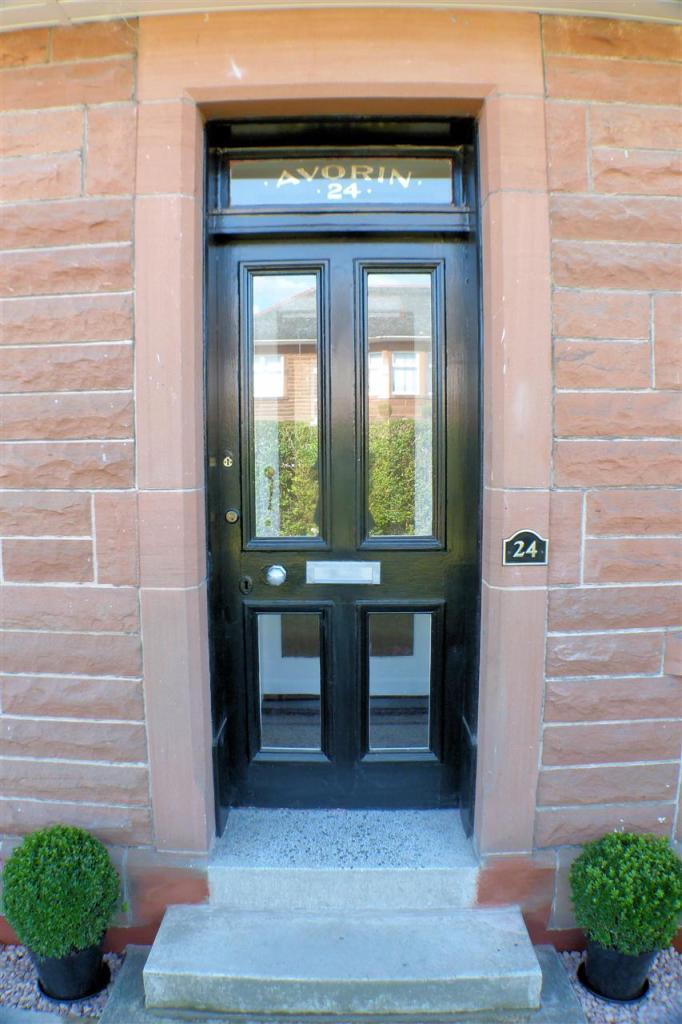Front Door Access