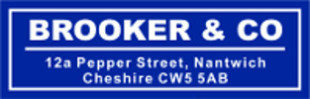 Brooker & Co, Cheshirebranch details