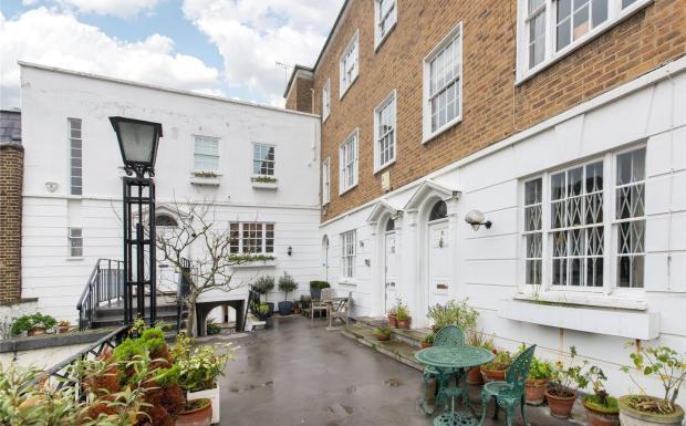 4 bedroom apartment for sale in regency terrace south for 15 selwood terrace south kensington london sw7 3qg
