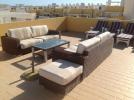 SEATING AREA ON ROOF