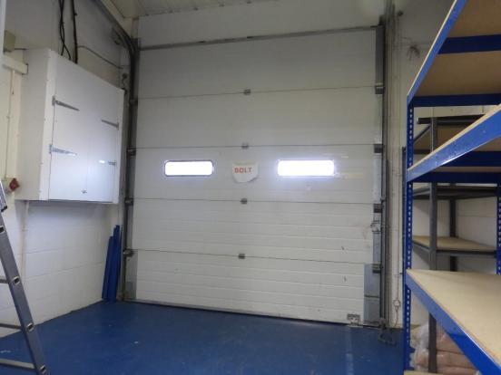 Loading - Interior