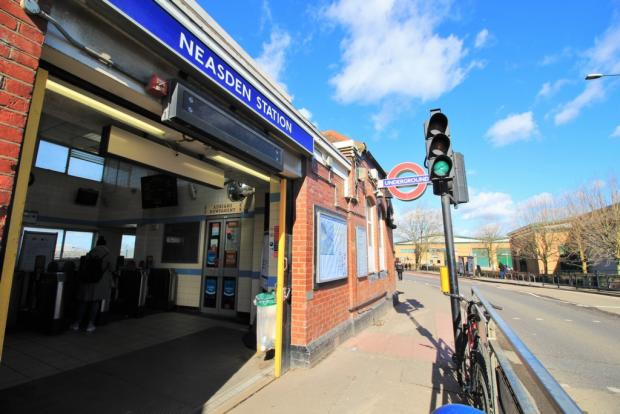 Neasden Station
