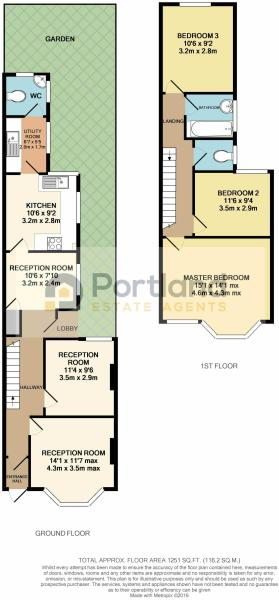 Floor plan whole