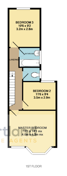 First Floor Plan 2