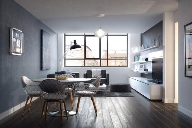 1 bedroom apartment for sale in bridgewater house