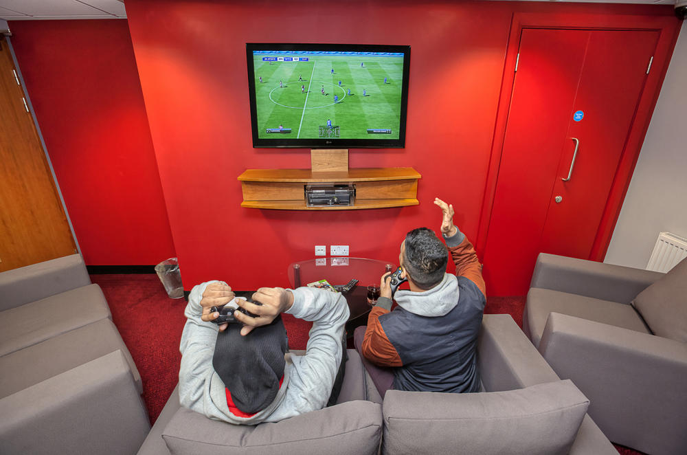 TV/Games Lounge