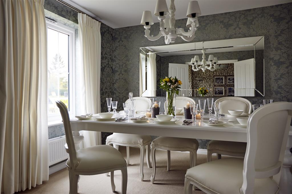Typical Taylor Wimpey interior of a Lavenham