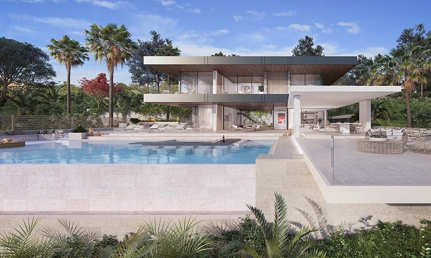 4 bedroom new development in Andalucia, Malaga...