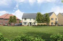 Taylor Wimpey, Woodford Meadows
