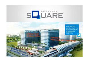 Commercial Property in Paya Lebar Square