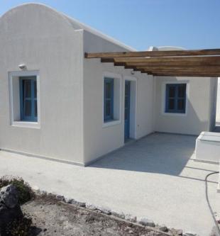 Detached home in Perissa, Santorini
