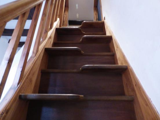 Unique stairs ...
