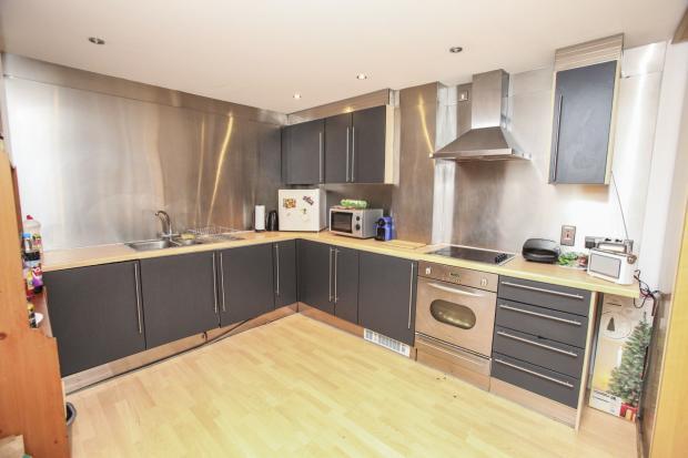 Open plan kitchen lo