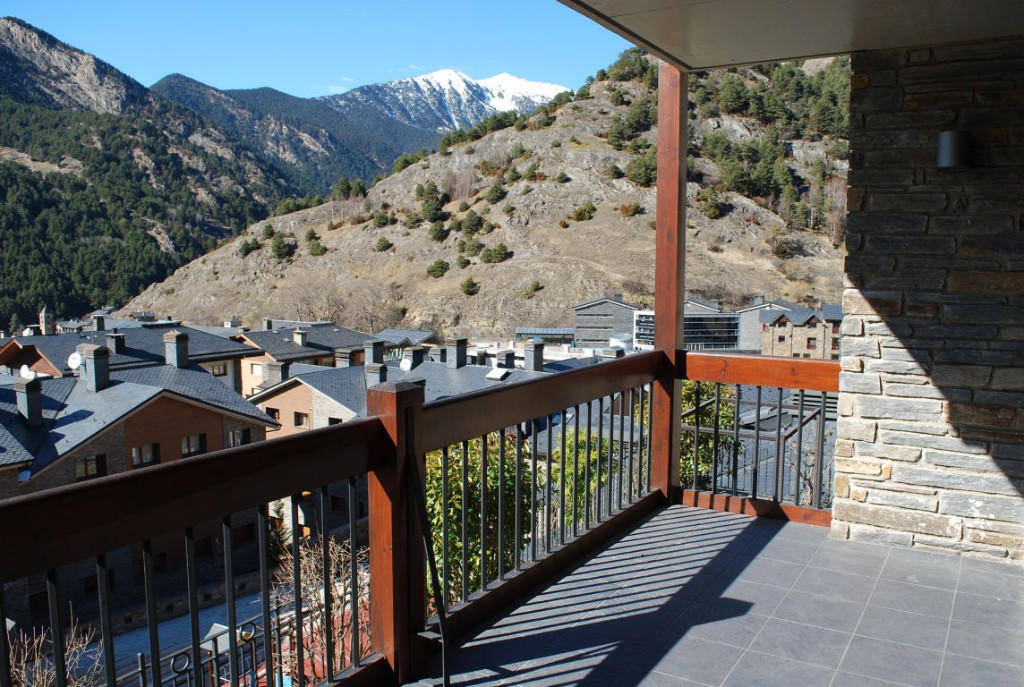 3 bedroom Flat in Ordino