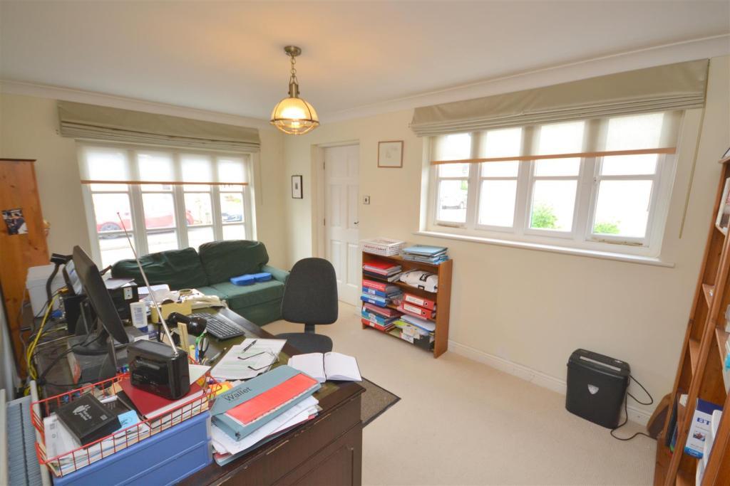 Study/Reception Room