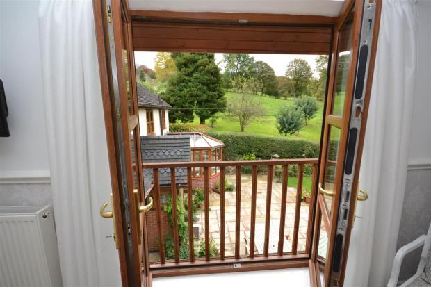 French doors from Ma