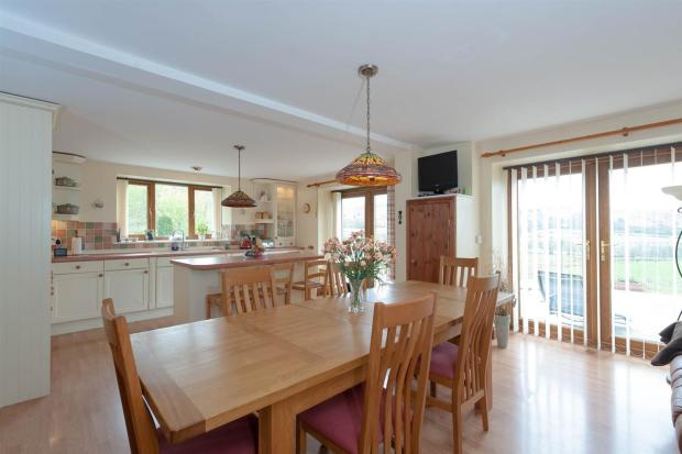 Dining Area And
