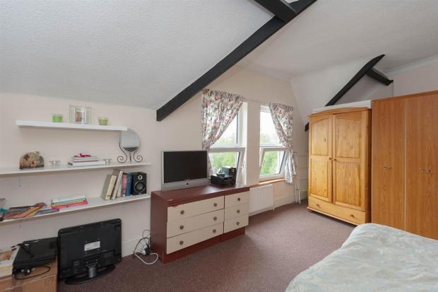 Maisonette Bedroom