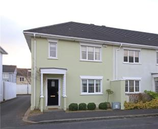 3 bed End of Terrace property for sale in 43 Millbridge Way, Naas...