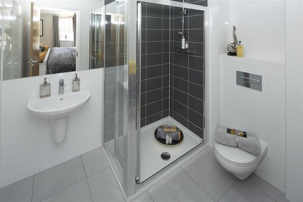Image of a typical Taylor Wimpey show home