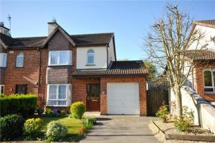 3 bed semi detached property in 15 Cluain Glas, Thurles...