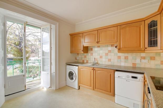Balcony/Kitchen