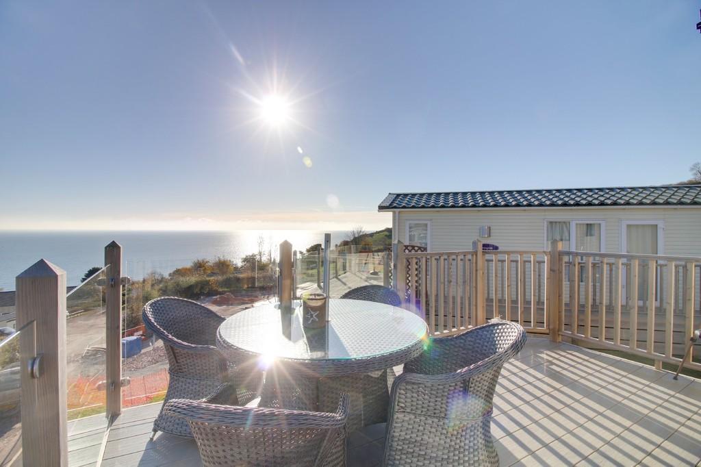 Sunny veranda