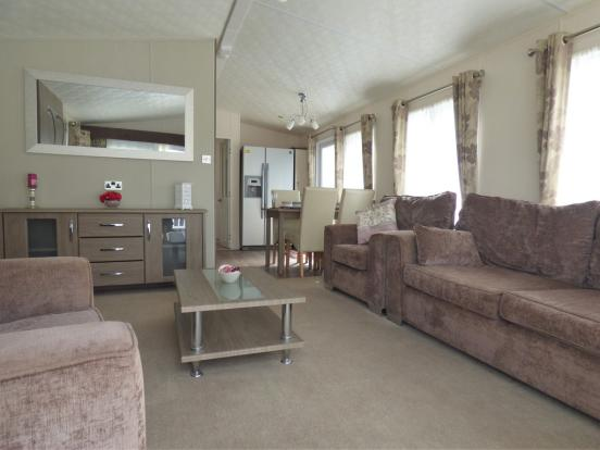 2 Bedroom Lodge For Sale In Golden Sands Holiday Park