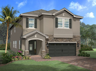 new house in Florida, Osceola County...