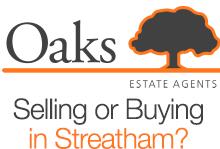Oaks Estate Agents, Streatham London