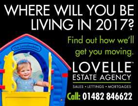 Get brand editions for Lovelle Estate Agency, Cottingham