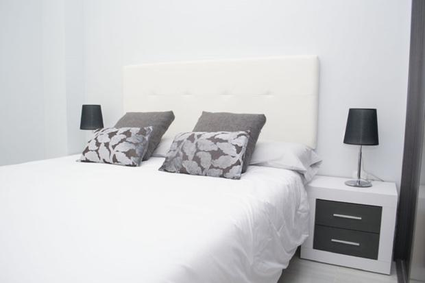 Example Master Bed 1