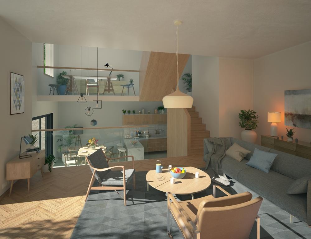 Grand Designs,Lounge