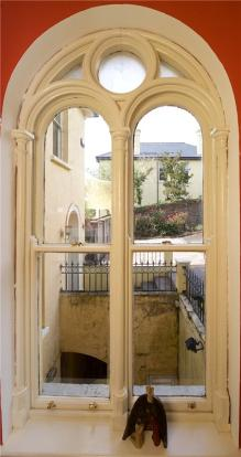 Stair Window