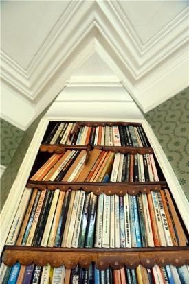 Study Bookshelve