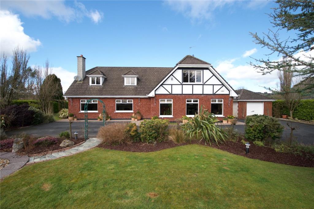 5 bed Detached house in 8 Crannog, Knockanemore...