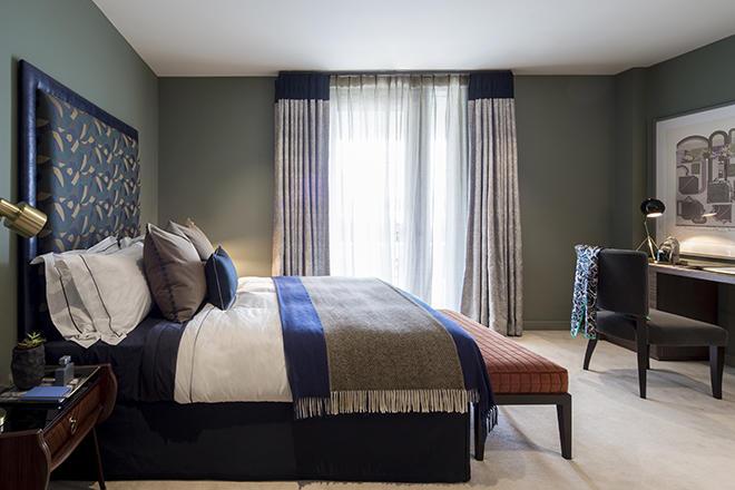 Sir Terry Farrell,Master Bedroom